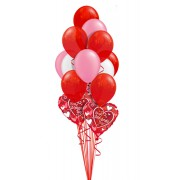 Букет сердец С днем Св. Валентина