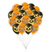 Букет шаров Хэллоуин 50 шт