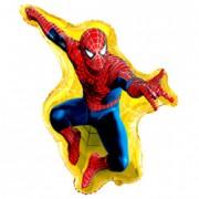 Фигуры из воздушных шаров Человек-паук 70 см от фирмы Шар-MSK