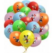 Букет воздушных шаров Герои Диснея 50 шт. от компании Шар-MSK