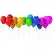 Запуск 1000 воздушных шаров от компании Шар-MSK