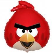 Фольгированный воздушный шар Шар Angry Bird 40 см от компании Шар-MSK